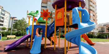Gökkuşağı Serisi Oyun Parkı