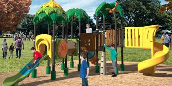 Kara Orman Serisi Oyun Parkı