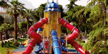 Robot Serisi Oyun Parkı