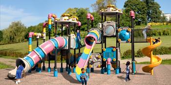 Yeraltı Serisi Oyun Parkı