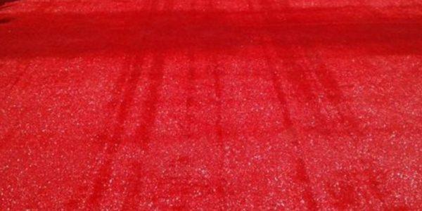 renkli dekoratif çim halı